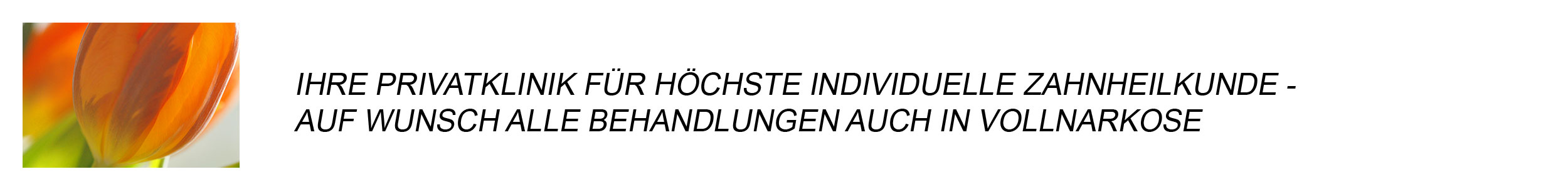Zahnklinik logo